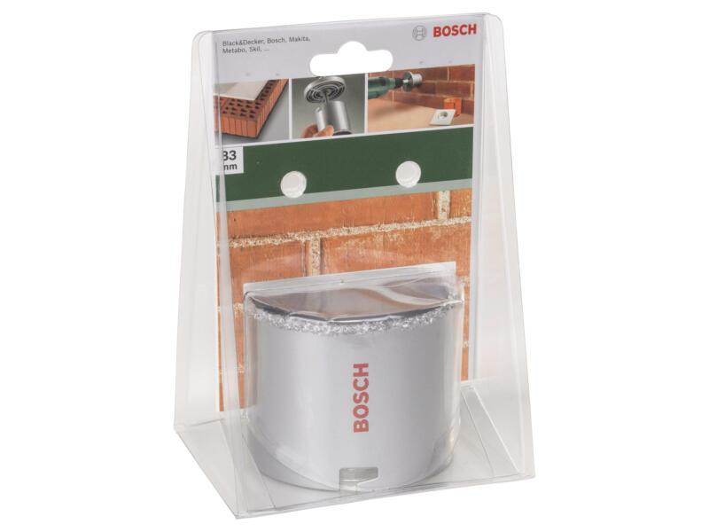Bosch gatzaag hardmetaal 83mm