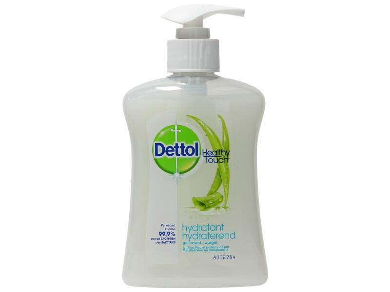 Dettol gel lavant antibactérien aloé vera