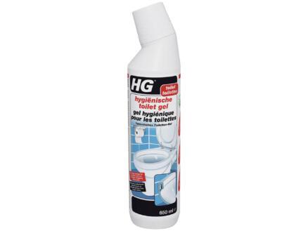 HG gel toilettes hygiéniques 650ml