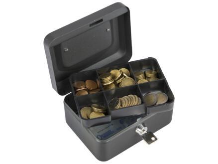 Practo Home geldkoffer 8x15x11,5 cm
