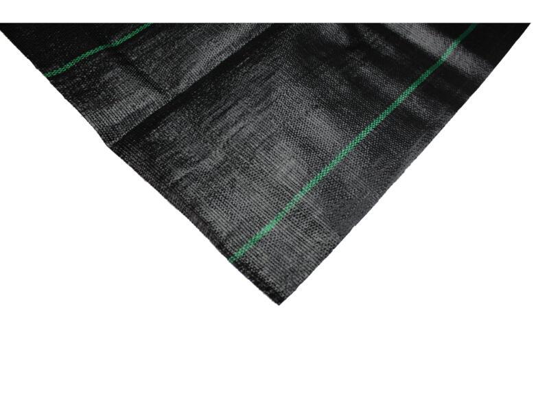 geotextiel 105g/m² 2,1x5 m zwart