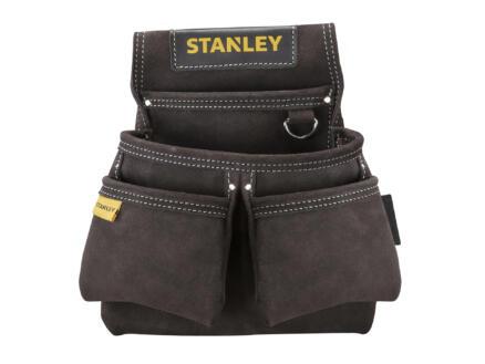 Stanley gereedschapshouder enkel 4 vakken