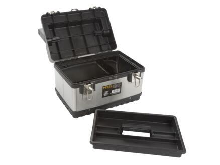 Perel gereedschapskoffer 38x27x22,5 cm