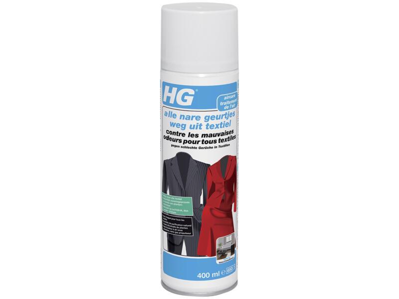 HG geurverwijderaar textiel 400ml