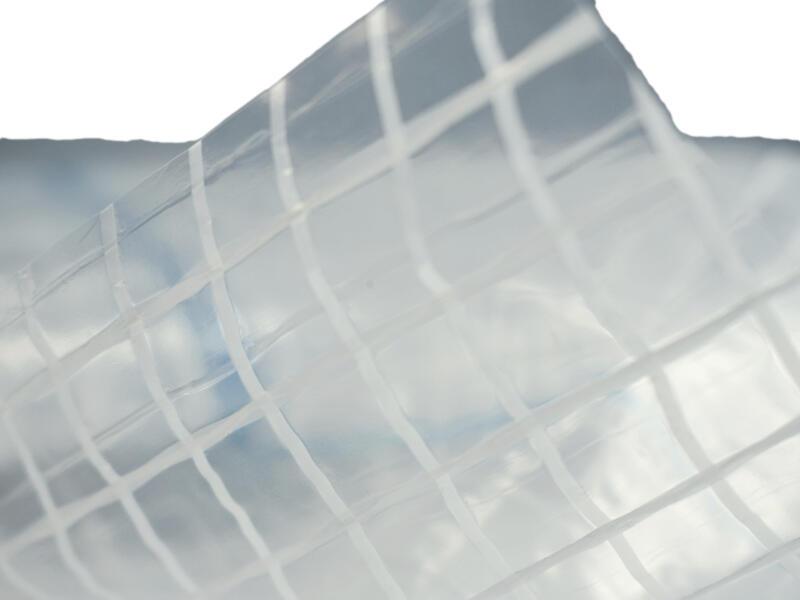 Scala gewapend afdekzeil 1,5x5 m 105g transparant