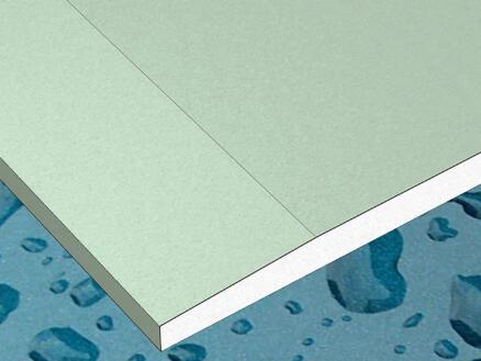 Knauf gipsplaat waterwerend HRK 12,5mm 260x120 cm