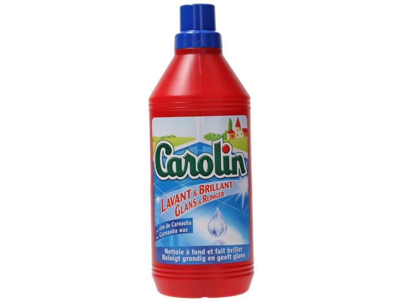 Carolin glansreiniger 1l
