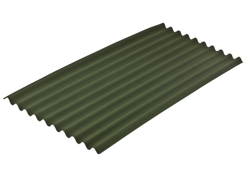 Onduline golfplaat 200x95 cm 2,6mm groen