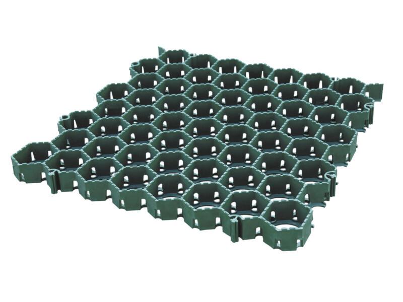 Scala grastegel 50x50x3,8 cm 0,25m² groen