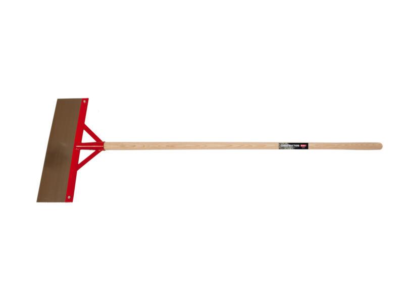 Polet grattoir de coffrage 50cm + manche 130cm