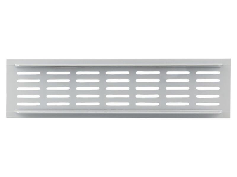 Renson grille d'aération 300x80 mm aluminium blanc