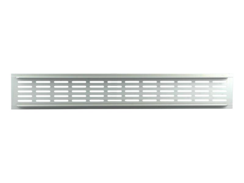Renson grille d'aération 500x80 mm aluminium