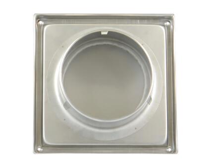 Renson grille de hotte 100mm inox