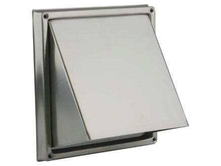 Renson grille de hotte 125mm inox