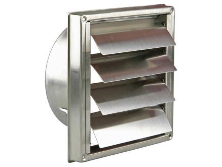 Renson grille de hotte 150mm inox