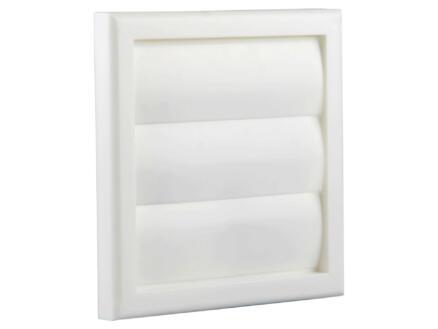 Renson grille de hotte 154x154 mm PVC blanc