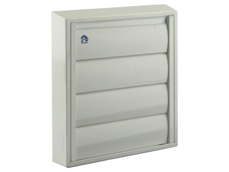 Renson grille de hotte 173x173 mm aluminium blanc