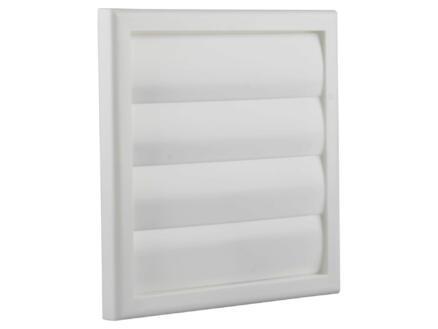 Renson grille de hotte 187x187 mm PVC blanc