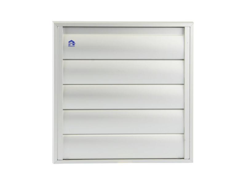 Renson grille de hotte 210x210 mm aluminium