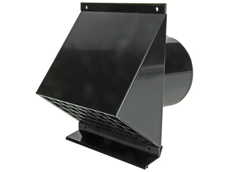 Renson grille de sortie en façade 150mm