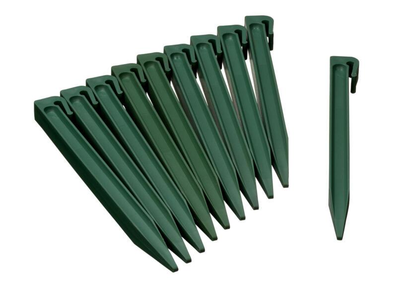 Ubbink grondpen 26,7x1,9x1,8 cm groen