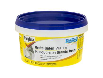 Polyfilla grote gatenvuller pasta 500g
