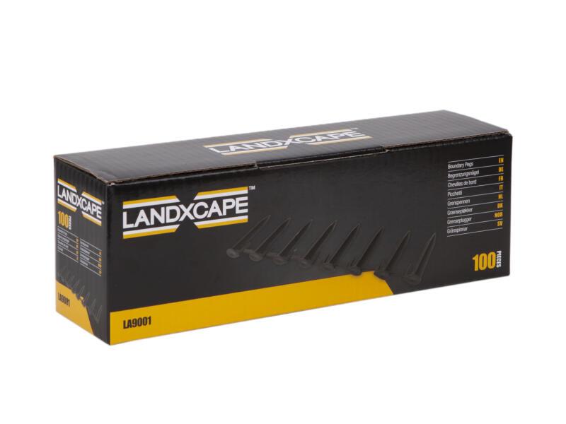 Landxcape haken voor robotmaaier 100 stuks
