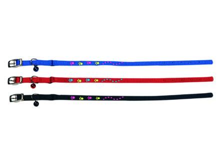 Flamingo halsband kat 30cm 10mm beschikbaar in 3 kleuren
