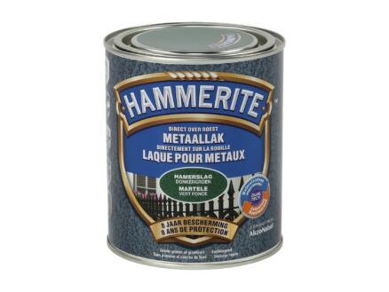 Hammerite hamerslaglak 0,75l donkergroen