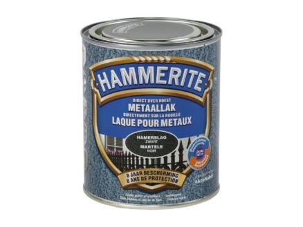 Hammerite hamerslaglak 0,75l zwart
