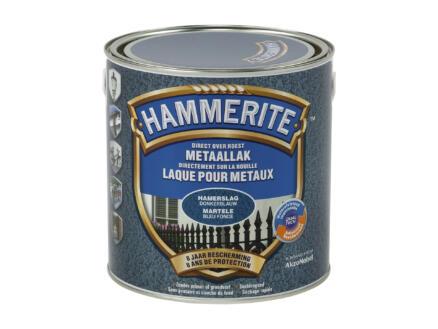 Hammerite hamerslaglak 2,5l donkerblauw
