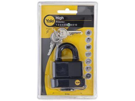 Yale hangslot met bescherming 61mm