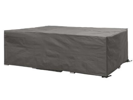 Perel hoes voor loungeset 250x250x75 cm grijs
