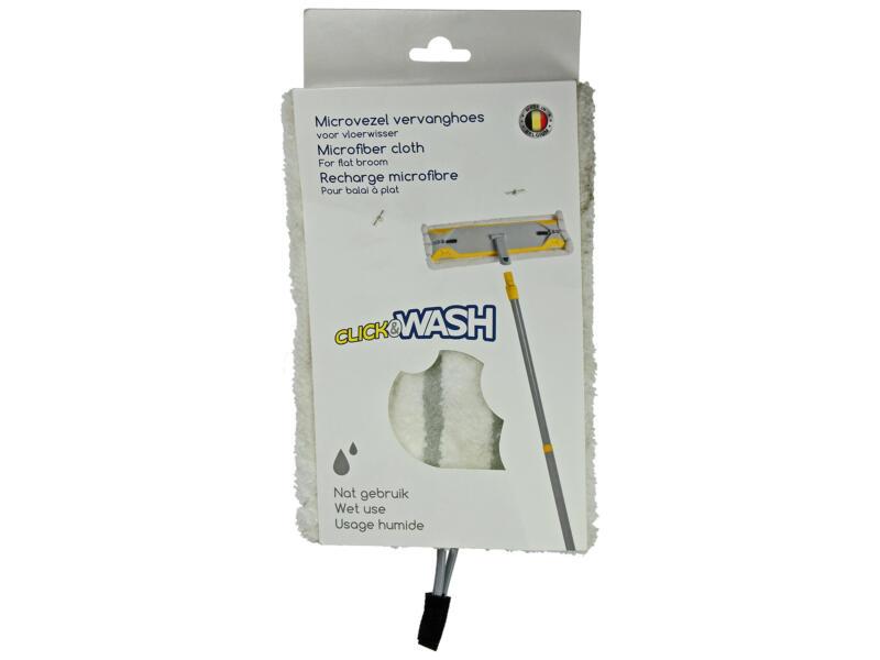Click&Wash housse de rechange en microfibres