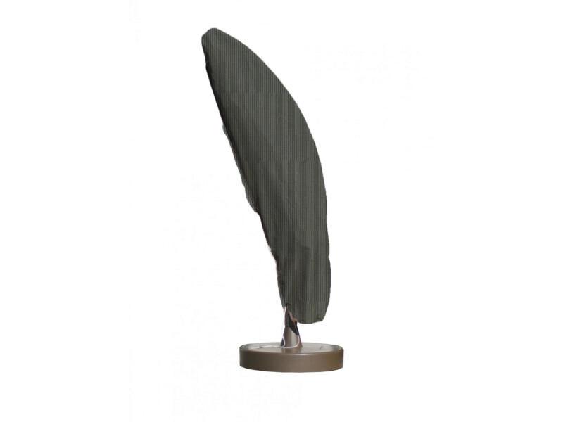 Easysun housse pour parasol déporté 180cm olefin gris