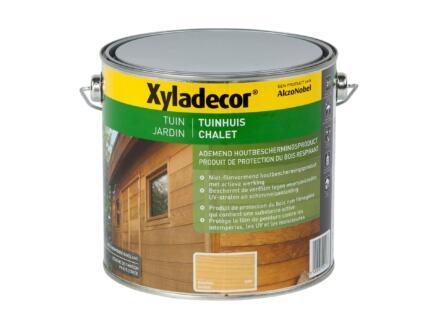 Xyladecor houtbeits tuinhuis 2,5l kleurloos