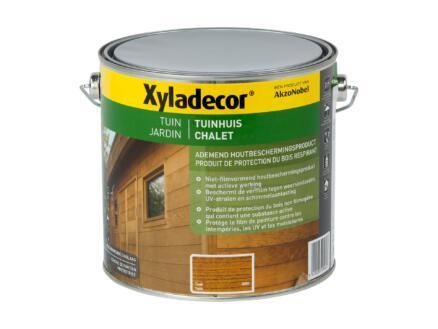 Xyladecor houtbeits tuinhuis 2,5l teak