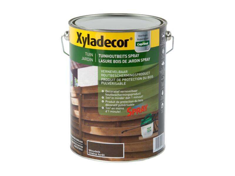 Xyladecor houtbeschermer spray 5l woudeik