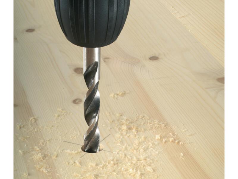 Bosch houtboor 4x75 mm