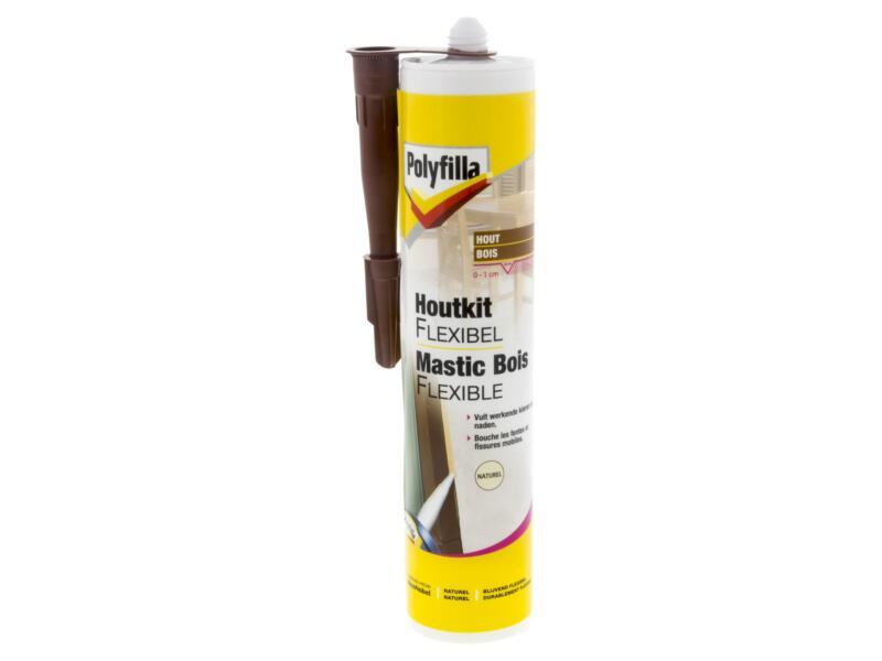 Polyfilla houtkit 300ml naturel
