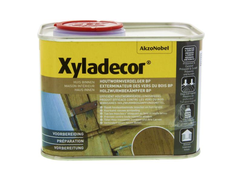 Xyladecor houtwormverdelger 0,5l kleurloos
