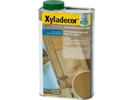 Xyladecor houtwormverdelger 1l kleurloos