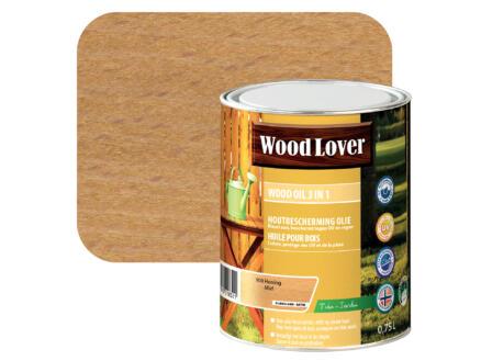Wood Lover huile bois 0,75l miel #900