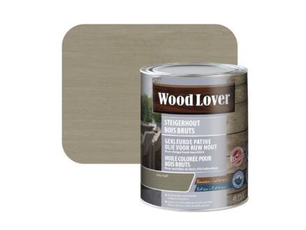 Wood Lover huile bois brut 0,75l grey wash
