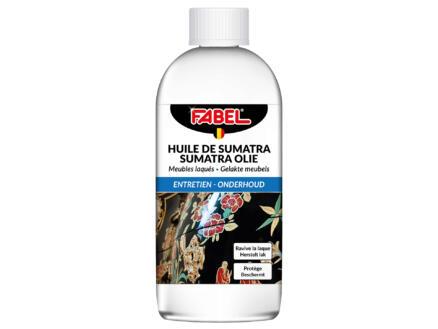 Fabel huile de Sumatra 0,2l incolore