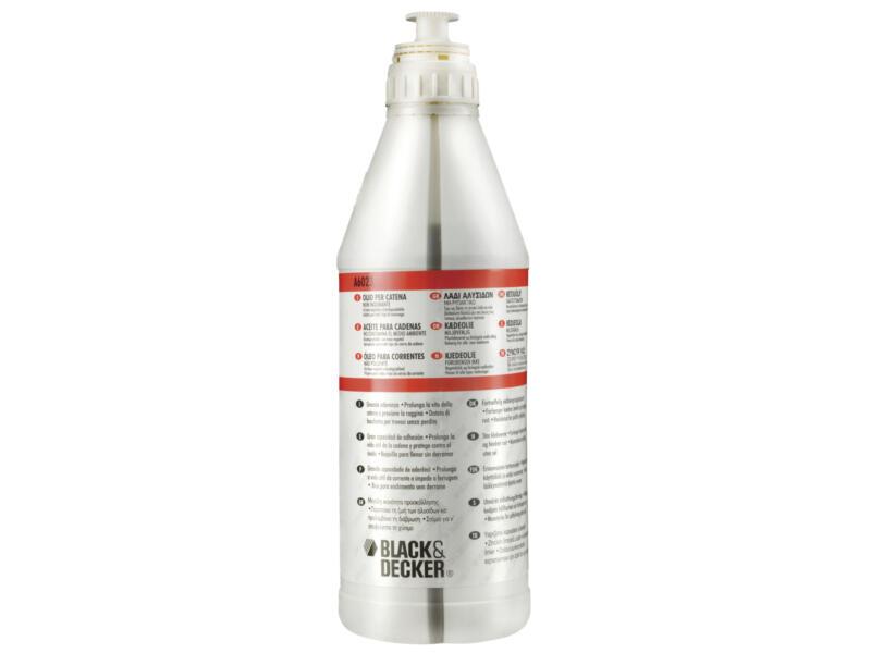 Black+Decker huile de chaîne eco 1l