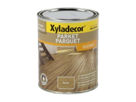 Xyladecor huile parquet 1l naturel