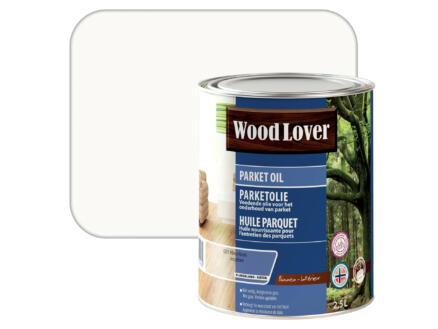 Wood Lover huile parquet 2,5l incolore