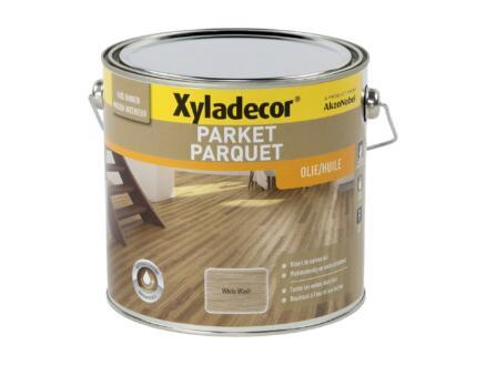 Xyladecor huile parquet 2,5l white wash