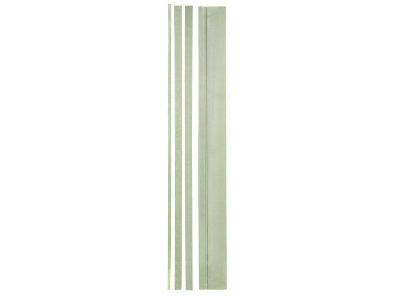 Solid hydro deurlijst 200x20 cm